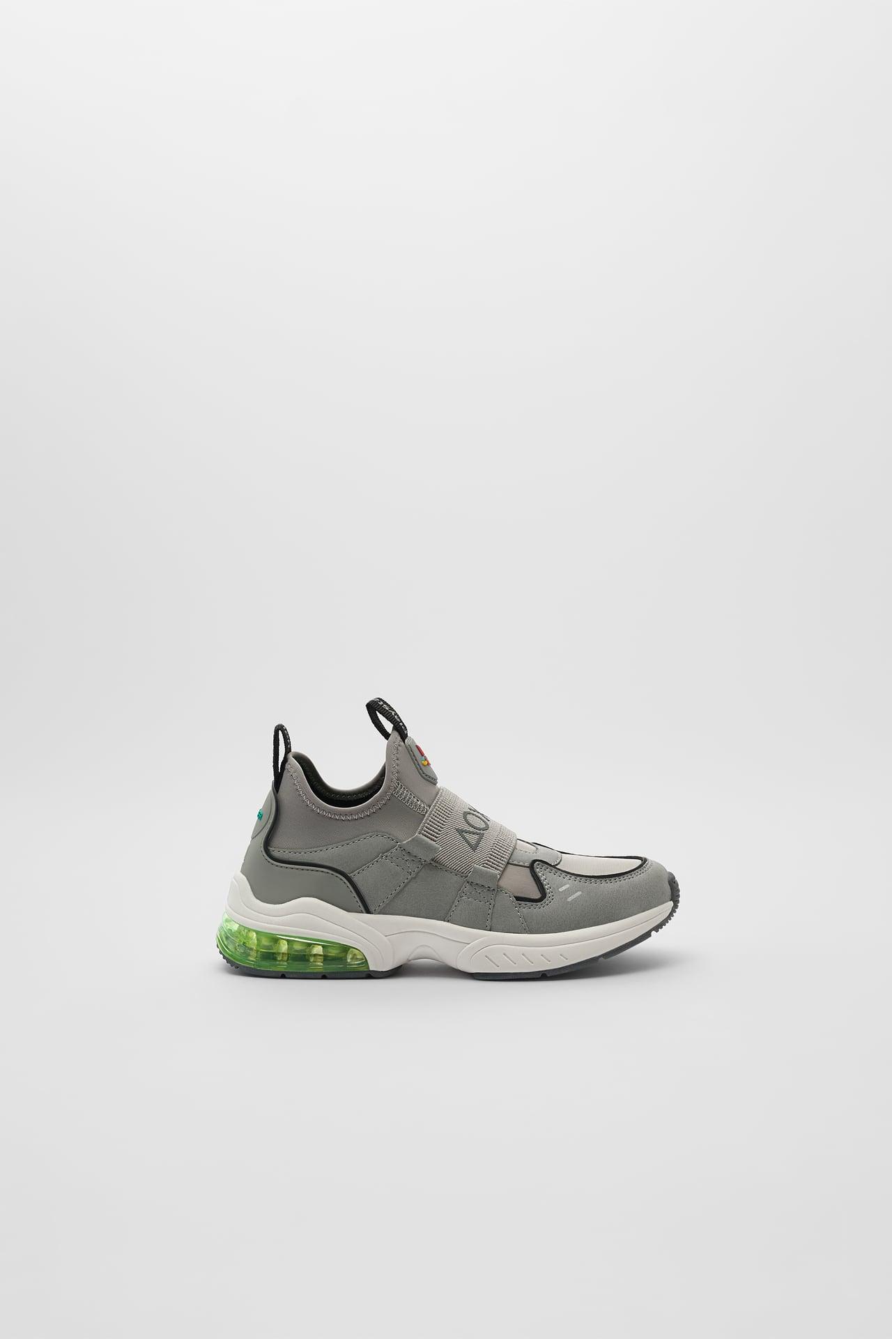 PlayStation sneakers zara