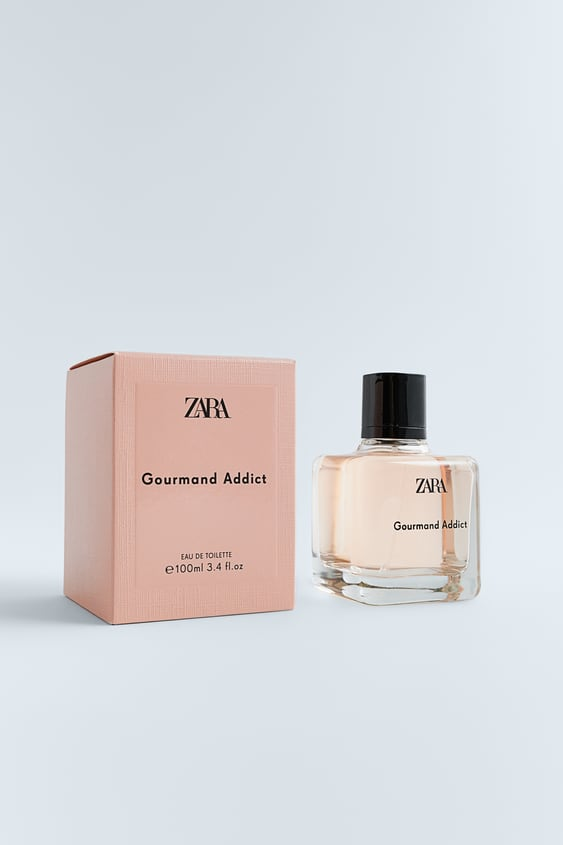 zara gourmand addict