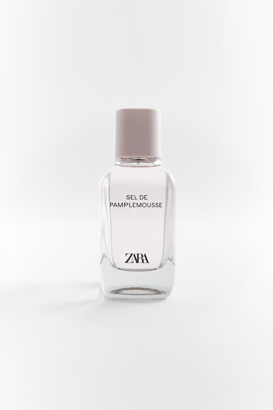 zara zara emotions n°01 - vetiver pamplemousse