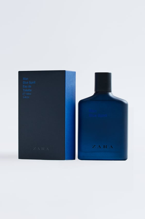 zara zara man blue spirit