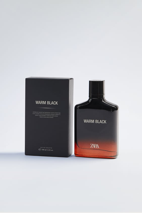 zara warm black