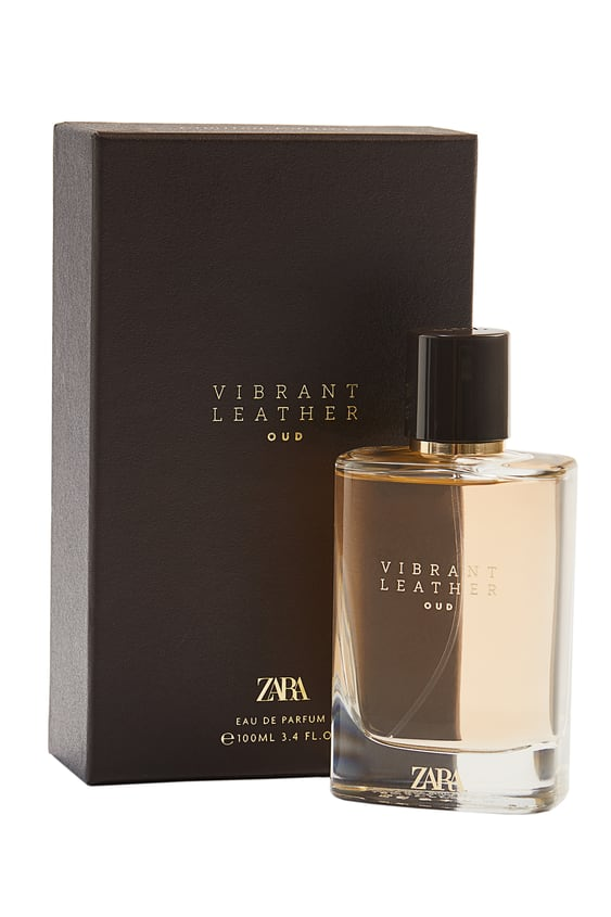 zara vibrant leather oud