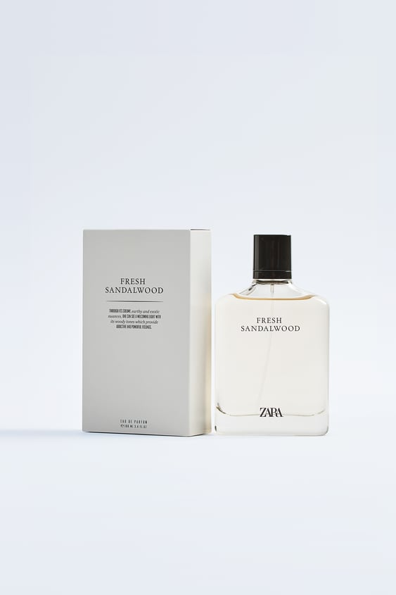 zara fresh sandalwood