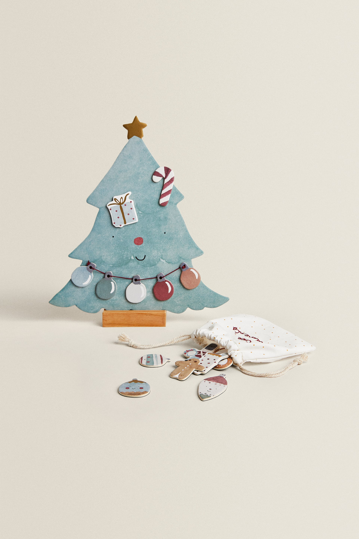 Christmas Tree With Magnets Zara United Kingdom