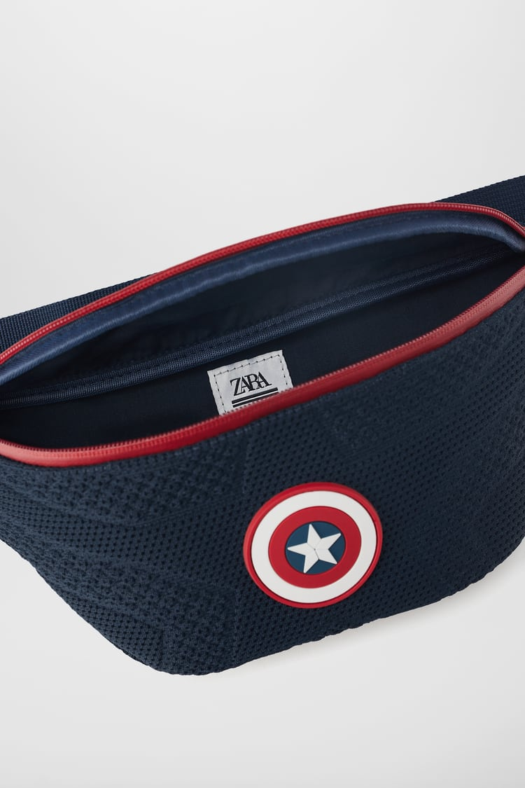 ZARA CAPTAIN AMERICA MARVEL BELT BAG Waist bag