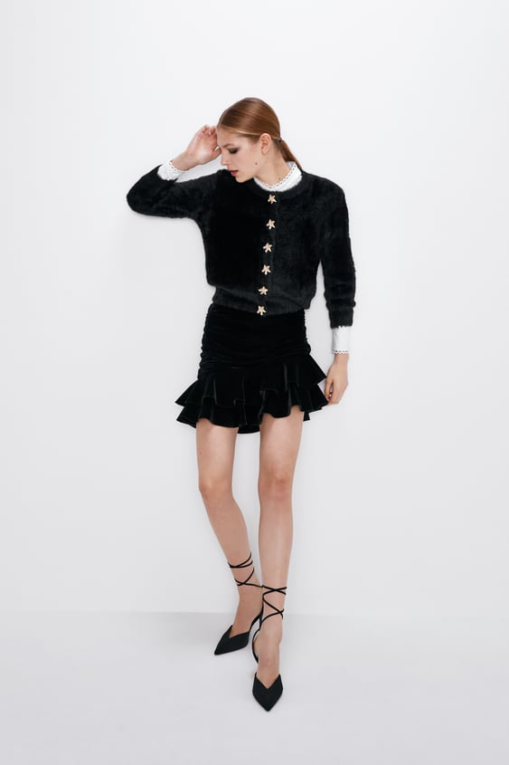 Abiti Da Sera Zara.Vestiti Da Sera Da Donna Zara Italia