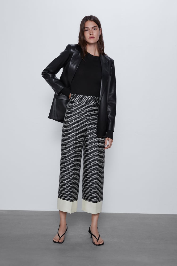 pantalon jupe femme zara