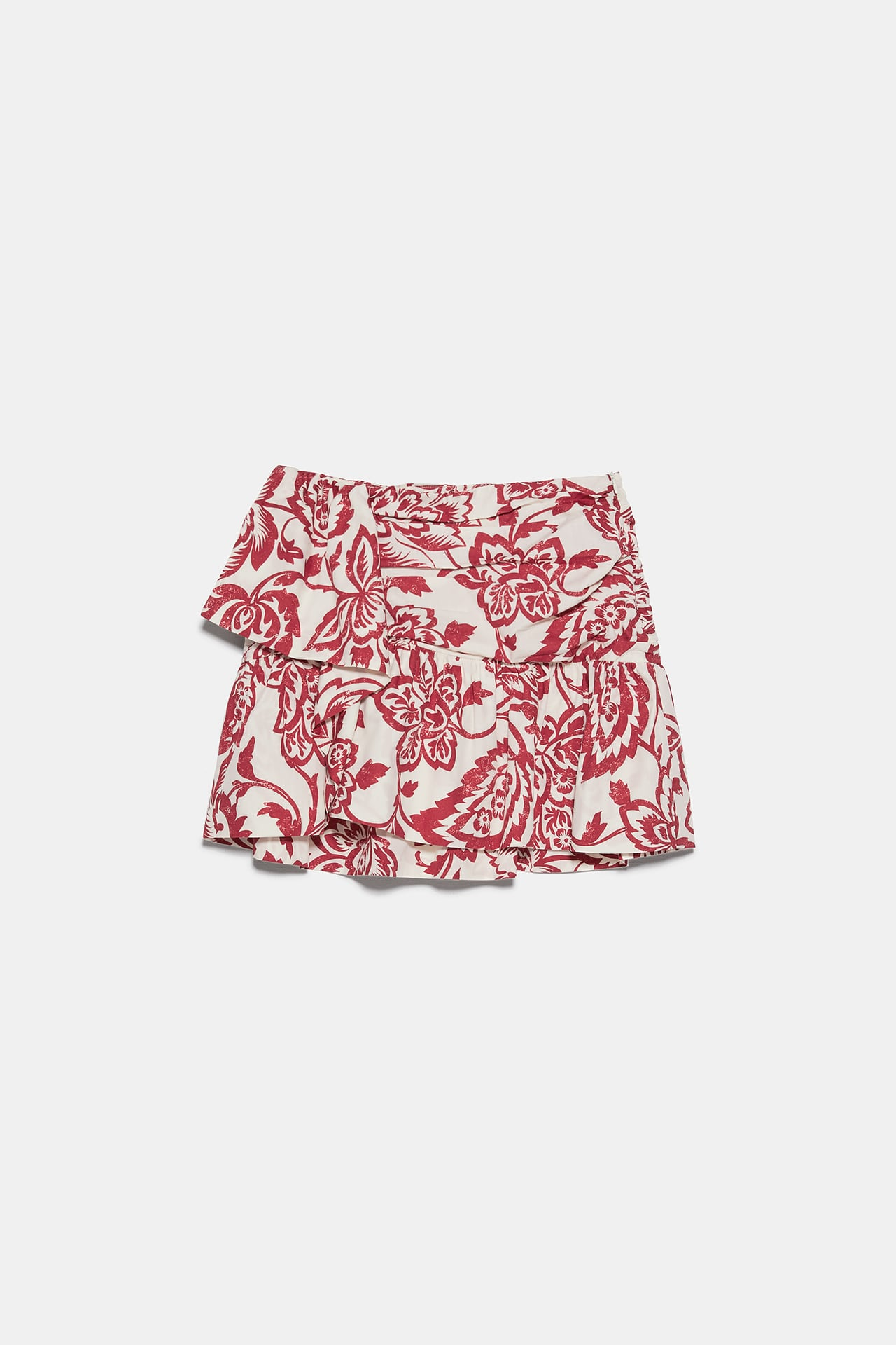 Image 1 of PRINTED MINI SKIRT from Zadar