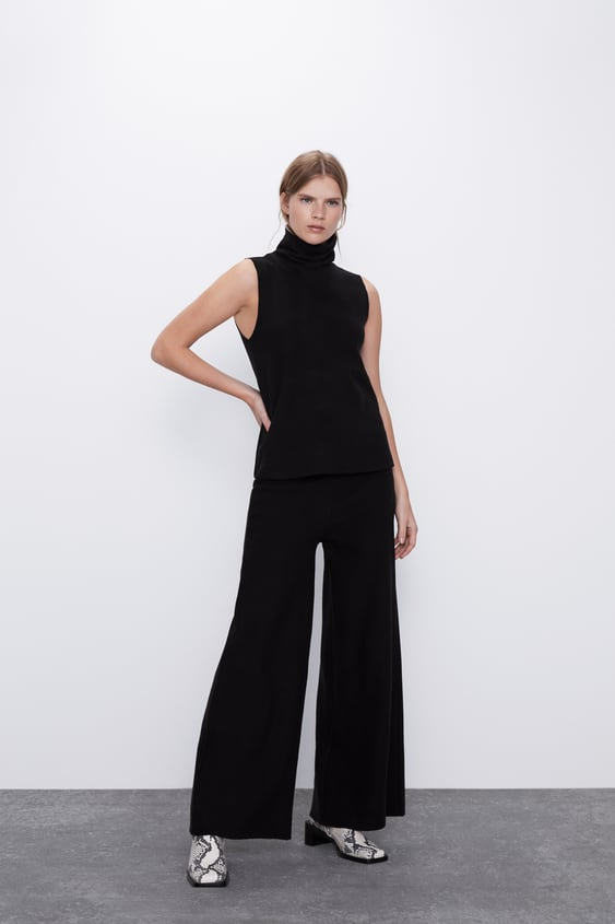 SOFT-TOUCH TROUSERS