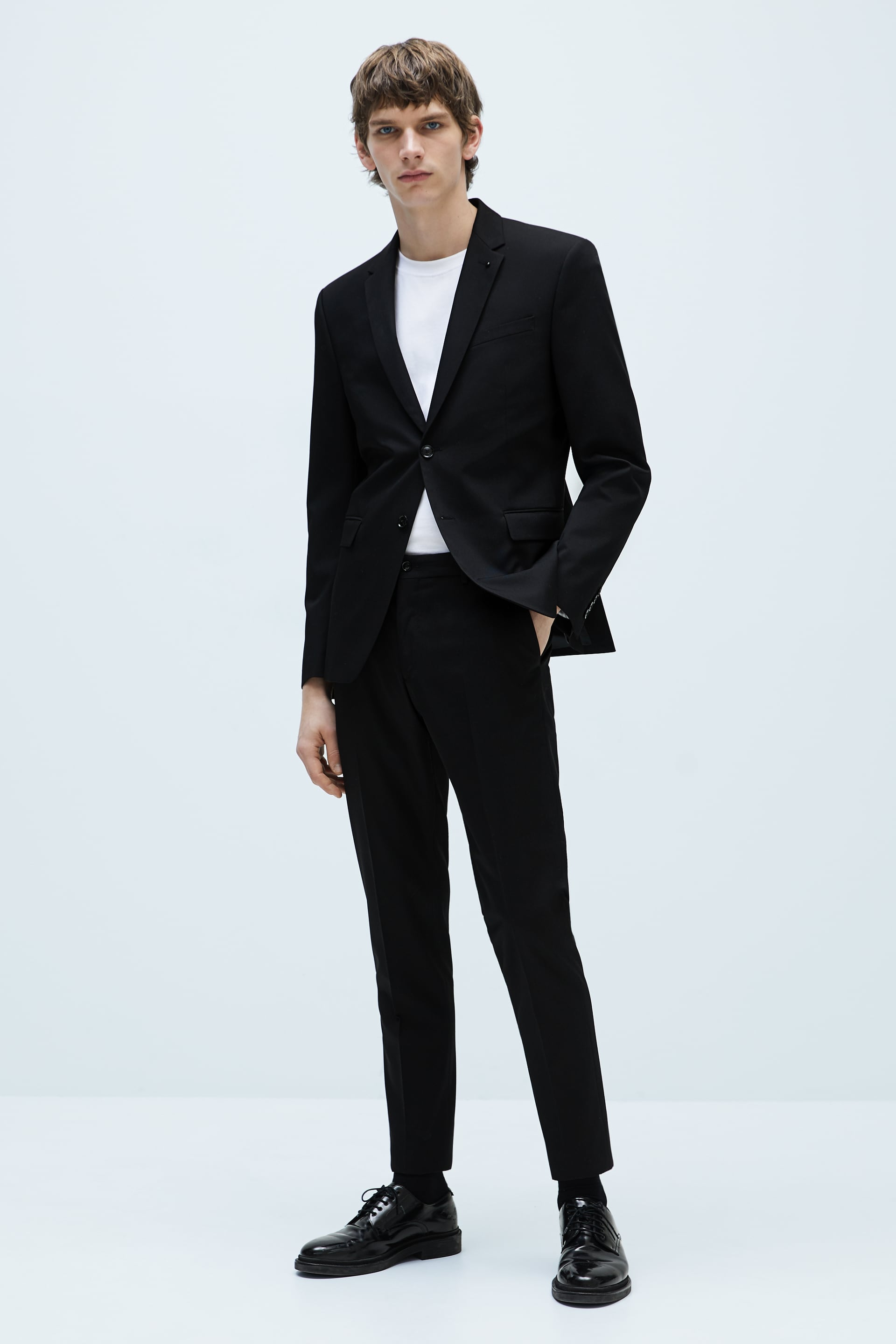 Tops to wear with a suit