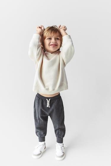 Pantalones Para Bebe Nino Zara Argentina