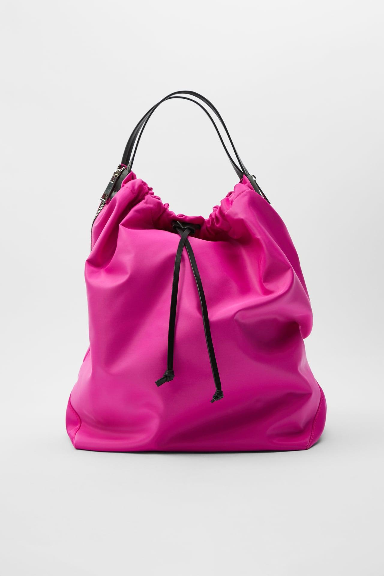 Image 1 of MULTIWAY BACKPACK BUCKET BAG from Zara