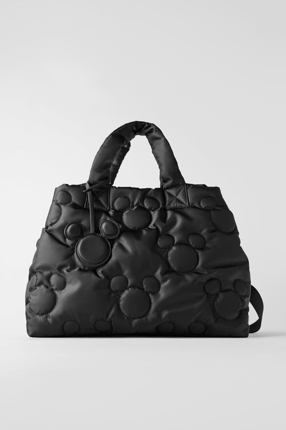 MICKEY MOUSE ©DISNEY QUILTED TOTE BAG