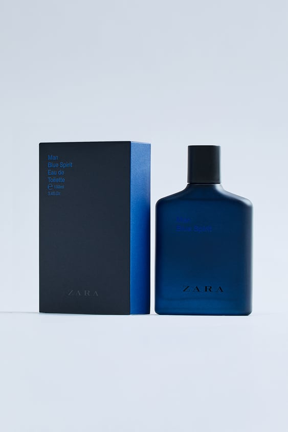 zara for him blue edition