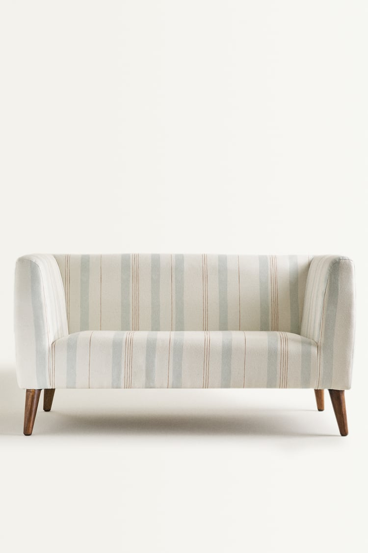 Kids Striped Print Couch Zara United