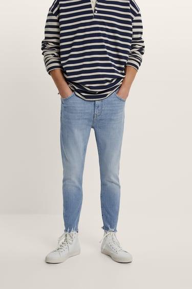 Men S Skinny Jeans Zara United States