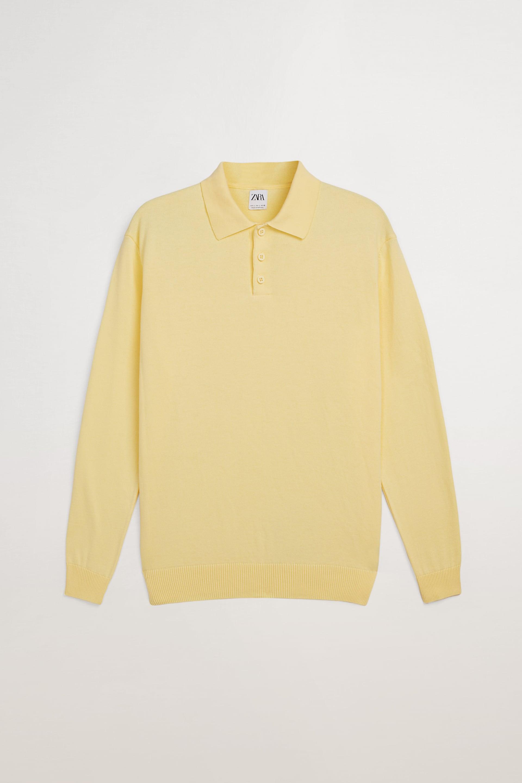 ZARA Pullover Top Sweater Jumper Cardigan Shirt Poloshirt TSHIRT Polohemd