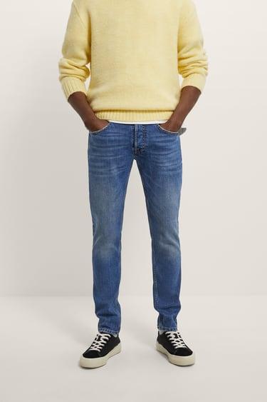 Men S Jeans Zara Spain