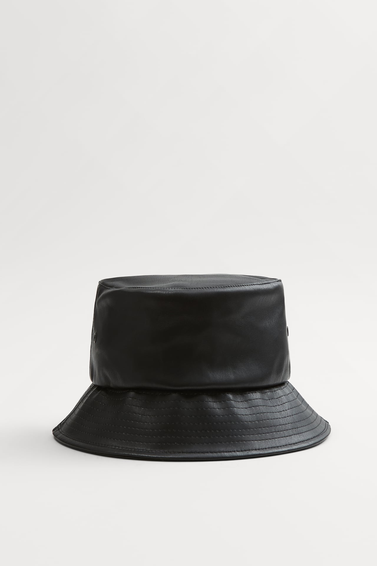 a bucket hat from Zara
