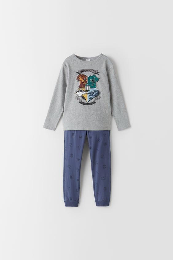 Pijama Harry Potter Warner Bros Zara España