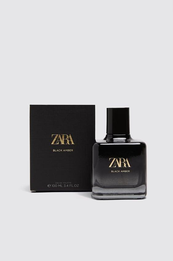 zara black amber