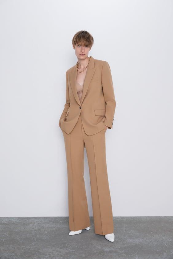 91817d9a3 Blazers y americanas mujer | Nueva Colección Online | ZARA España