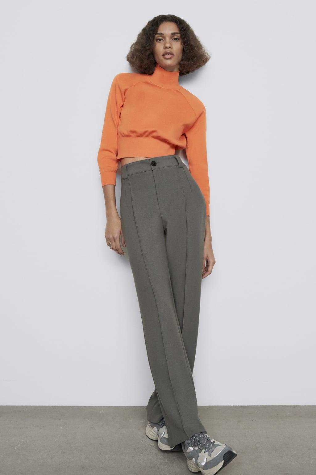البريق تصويت فراش Zara Online Mujer Pantalones Analogdevelopment Com