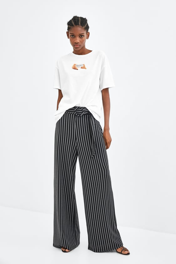 Fortune Cookie T  Shirt View All T Shirts Trf by Zara