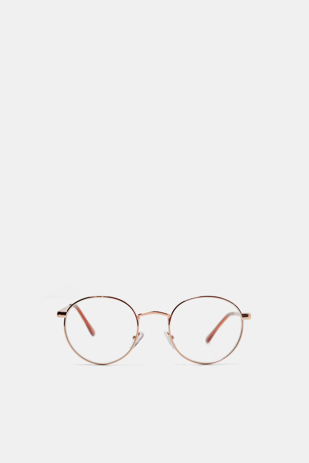 Metal Eyeglasses  Eyewear Accessories Woman by Zara
