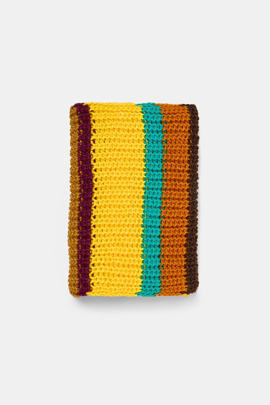 Fular Multicolor  Ultima SĂptĂmÂnĂfemei by Zara