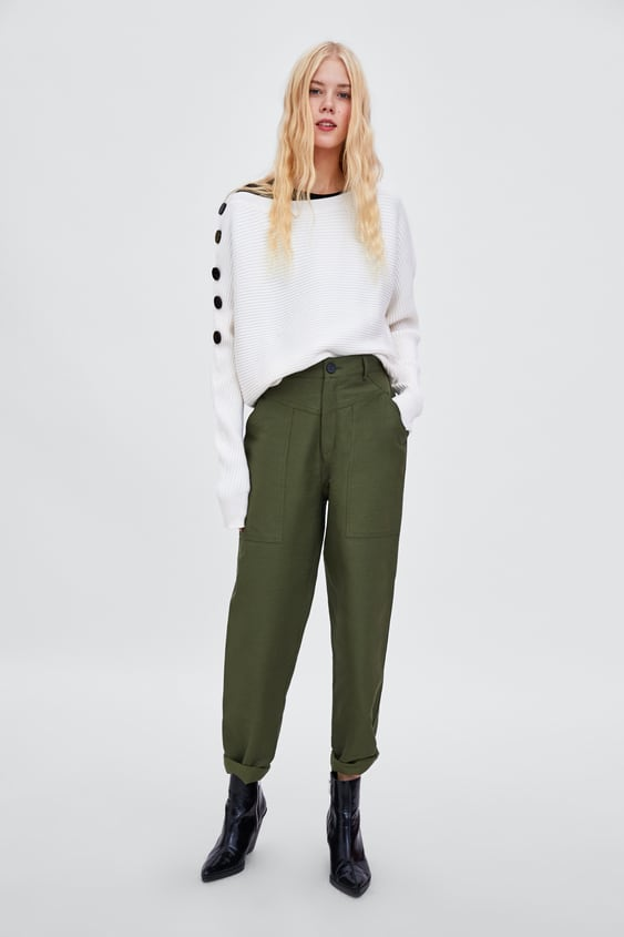 Cargo Pants  View All Pants Trf by Zara