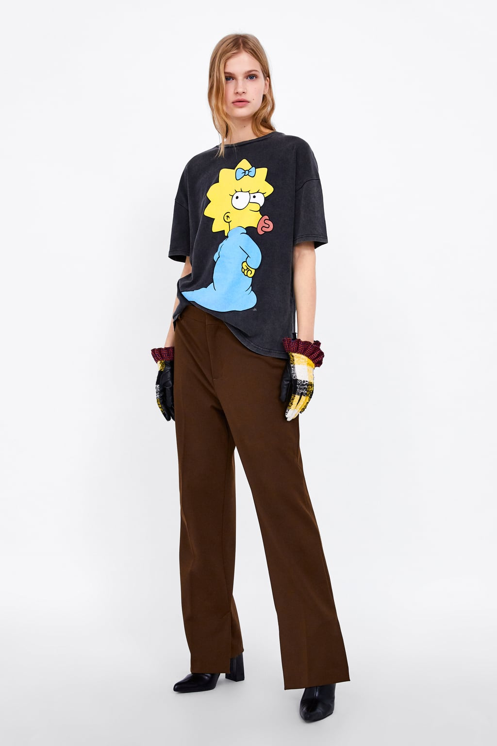 ©THE SIMPSONS' MAGGIE T-SHIRT