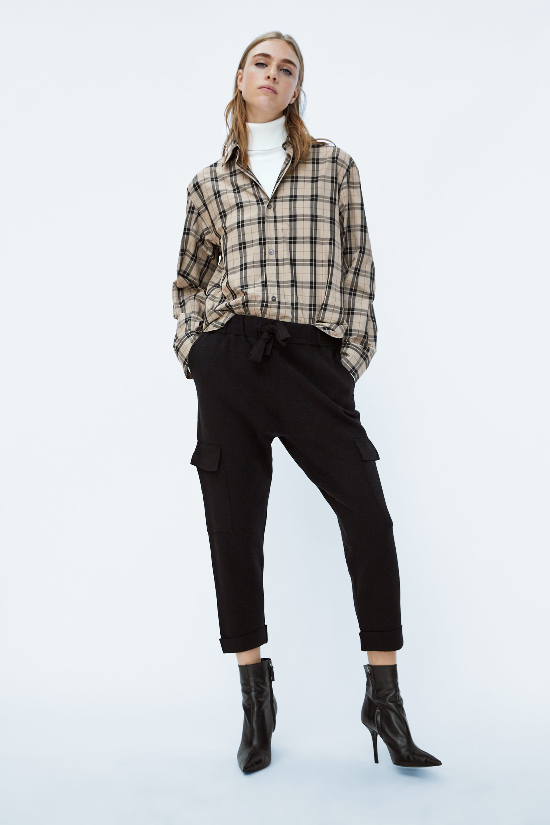 Jogging Pants With Pockets  Joggers Pants Woman by Zara
