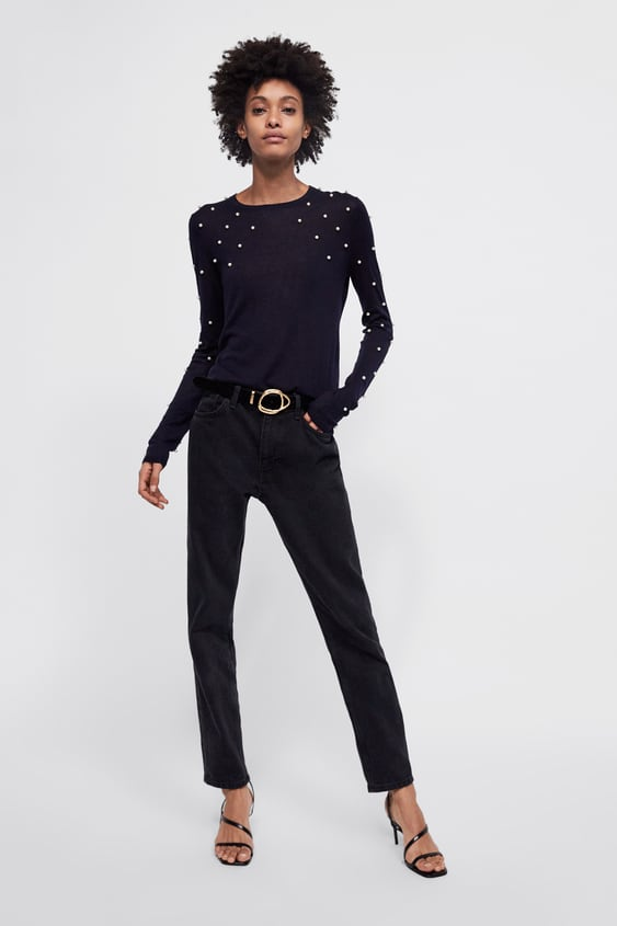 Pearl Sweater  New Inwoman by Zara