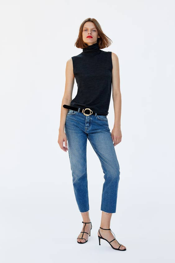Limited Edition Merino Top  New Inwoman by Zara