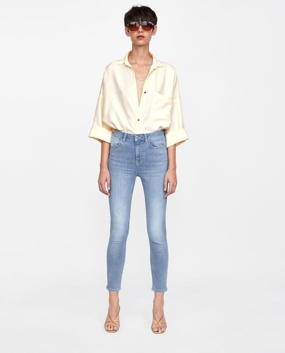 jeans-z1975-met-hoge-taille--nieuwdames by zara