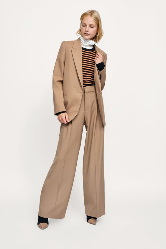 Pleated Trousers  View All Pants Woman by Zara