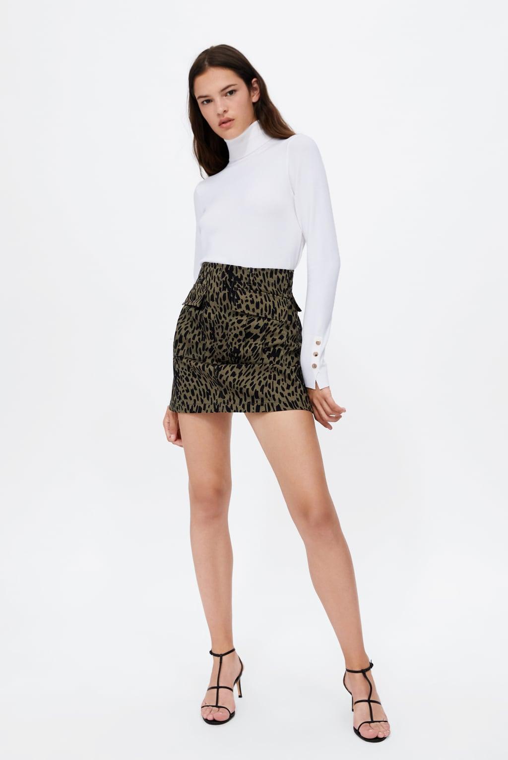 Basic Coltrui  Basics Tricot Dames by Zara