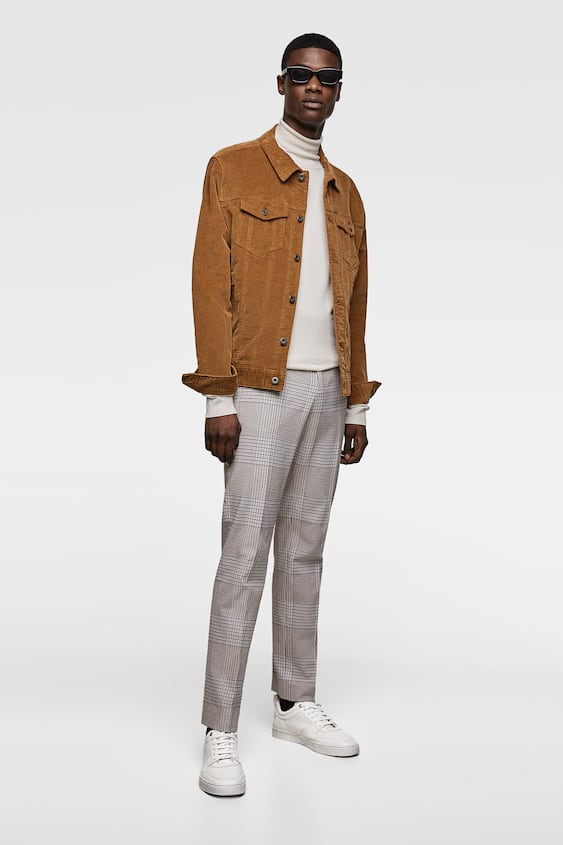 Viscose Turtleneck Sweater  Knitwear Basics Man by Zara