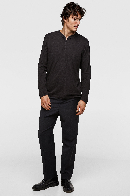Basic Regular Fit Shirt  Bestsellersman by Zara