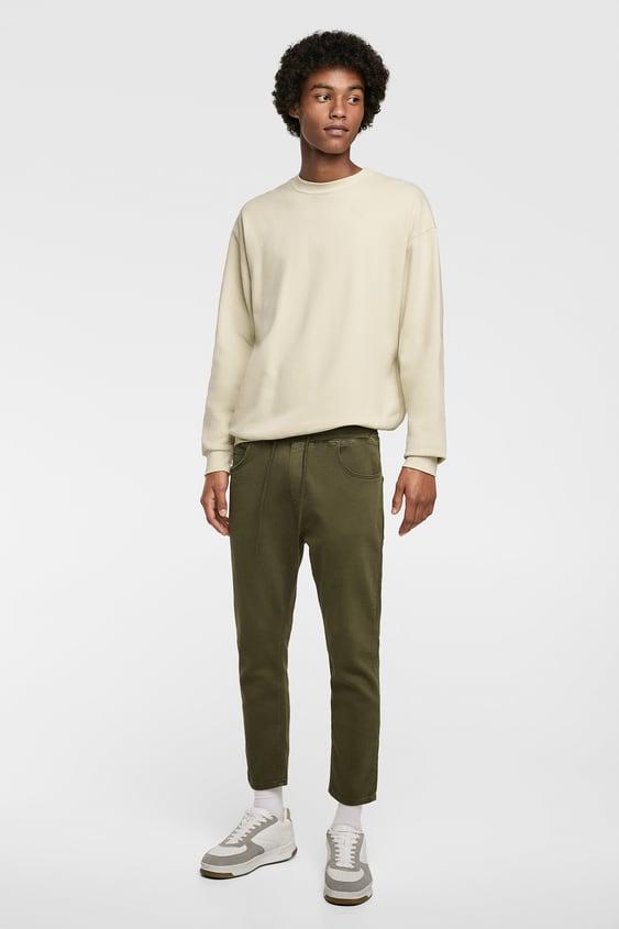 Soft Jeans  Regular Fit Jeans Man by Zara