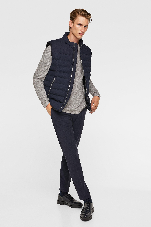 Twist Knit Sweater  New Inman by Zara