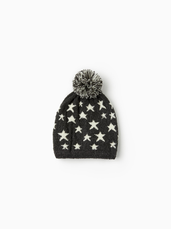 ef2ed909220 Zara STAR HAT