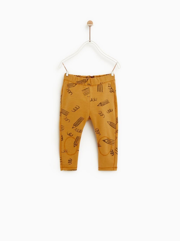 Pencil Leggings  Skirts And Pantsbaby Girl by Zara