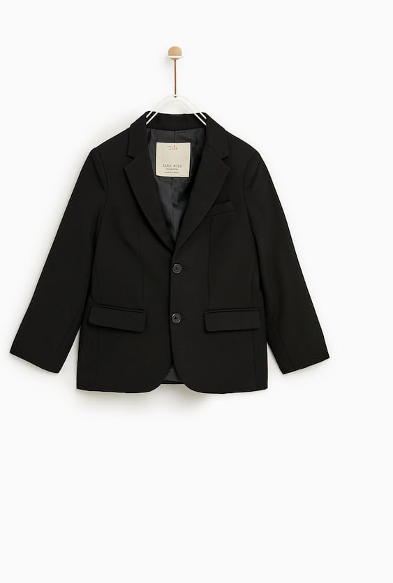 Basic Suit Blazer  Coatsboy by Zara