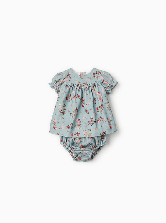 Floral Dress  Dresses And Romper Suitsmini by Zara