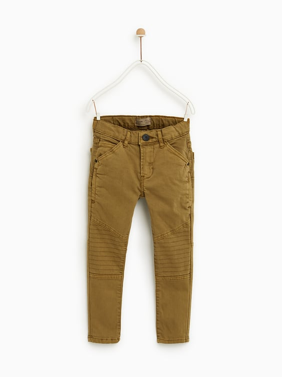 Skinny Jeans With Pockets  Pants And Shortsboy by Zara
