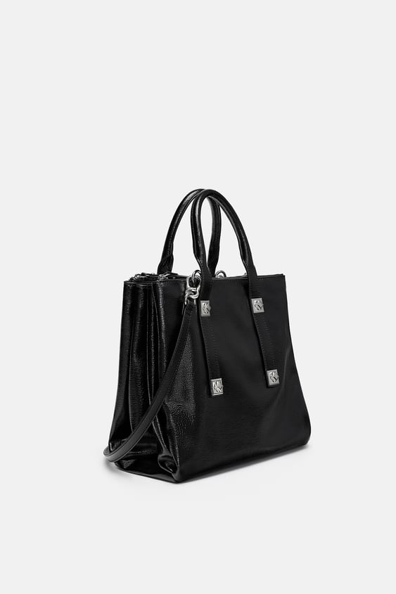 City Bag With Extendable Handles  Bagswoman by Zara