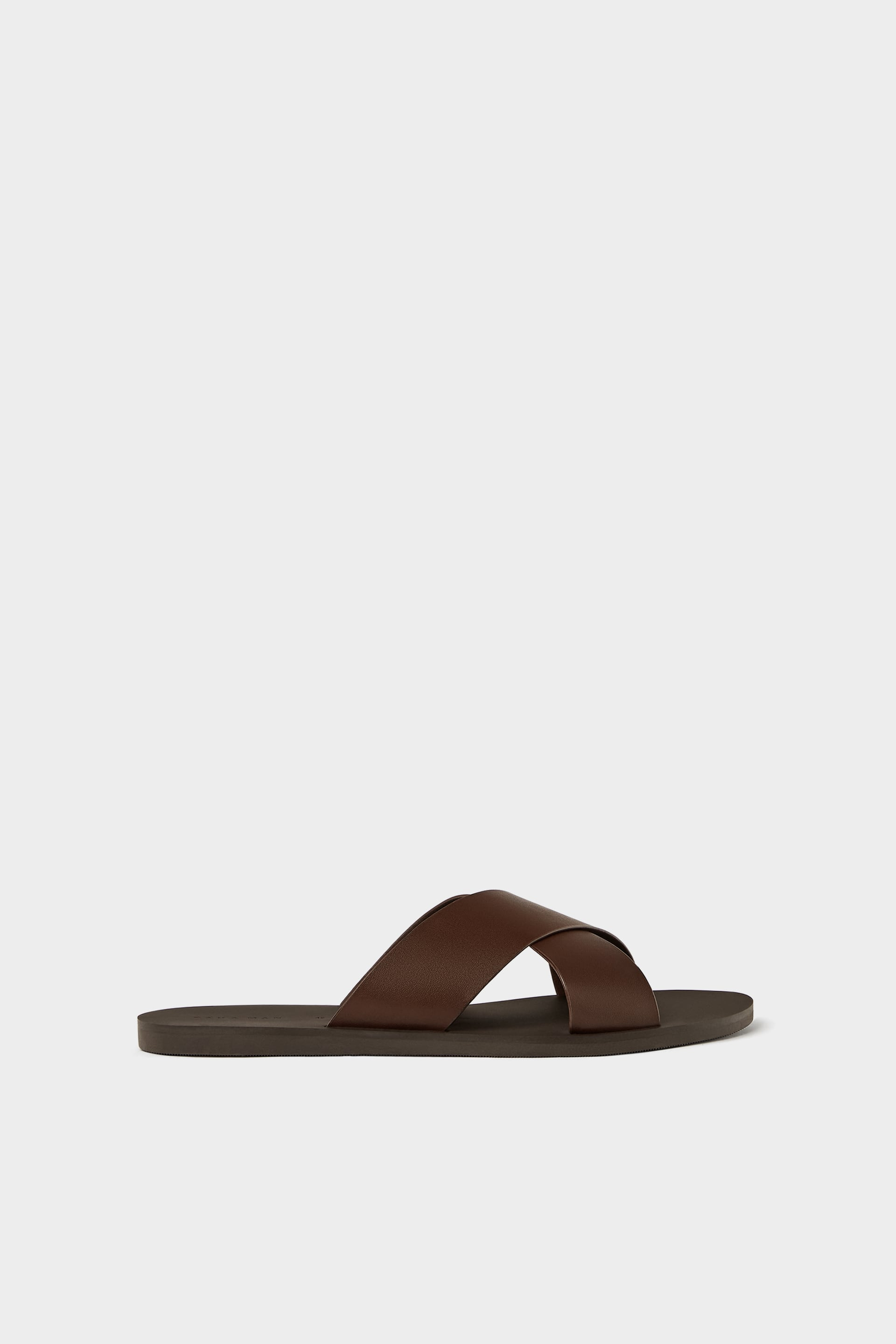 Crossover Strap Sandals  Special Prices Shoes Man by Zara