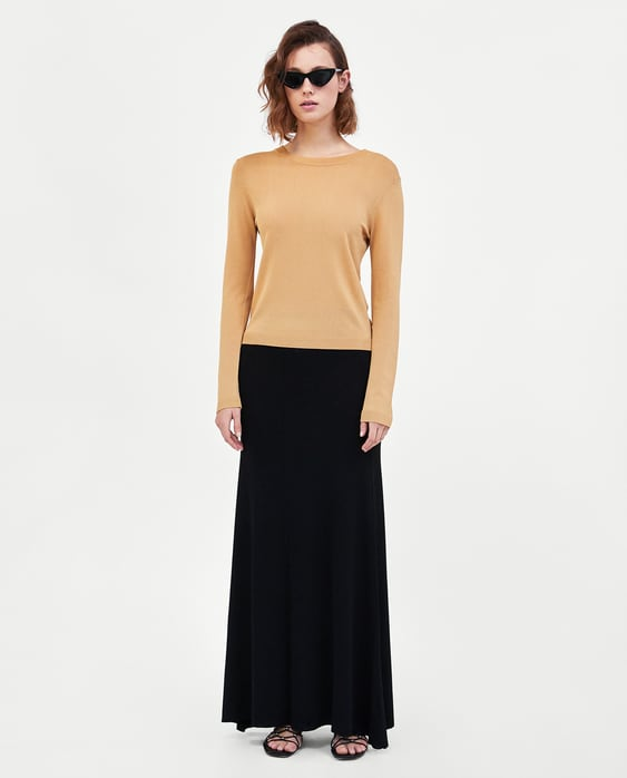 Minimal Collection Sweater  New Inwoman by Zara